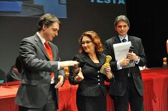 """Premio Internazionale d'Arte """" David di Michelangelo """" Teatro G. Paisiello ( Lecce)"""
