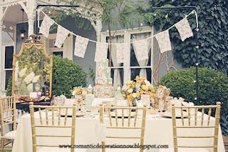 Decoration salle de fete mariage