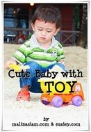 SEASON -3 CUTE BABY WITH TOY