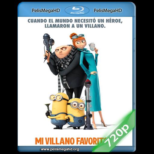 MI VILLANO FAVORITO 2 (2013) 720P HD MKV ESPAÑOL LATINO