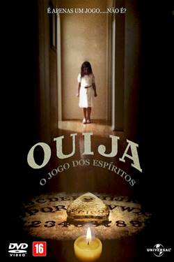 Capa Ouija O Jogo dos Espíritos