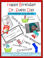 DR. SUESS - READ ACROSS AMERICA DAY
