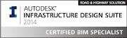 Infrastructure Design Suite Certified BIM Specialist