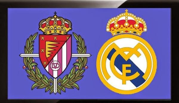 InfoDeportiva - Informacion al instante. REPETICION VALLADOLID VS REAL MADRID. Goles, Resultados, Estadisticas, Online