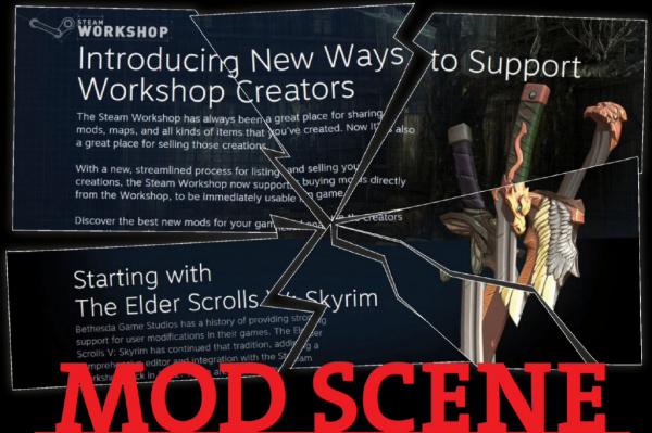 MOD Scene Mayhem