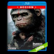 El planeta de los simios: Confrontación (2014) Full HD 1080p Audio Dual Latino-Ingles