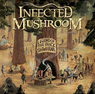Infected Mushroom cover