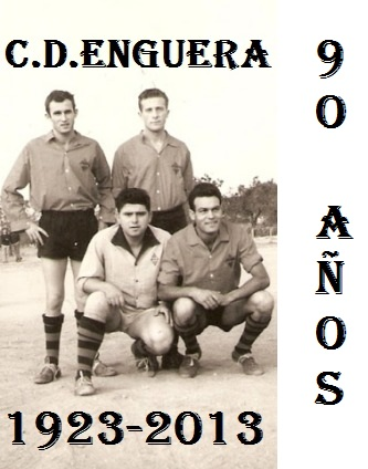 EL C.D. ENGUERA CUMPLE 90 AOS.