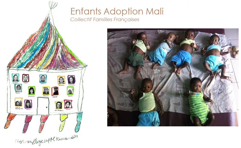 Enfants Adoption Mali