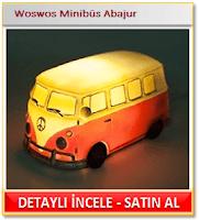 Woswos Minibüs Abajur