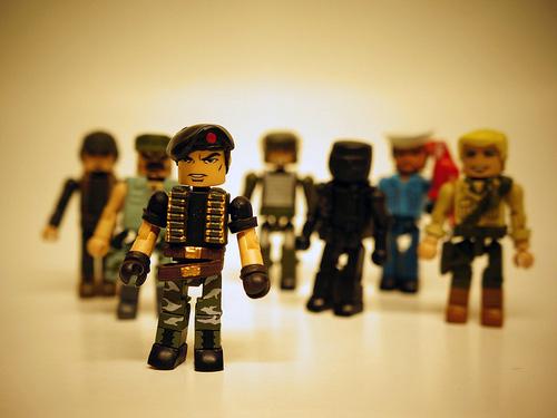 G.I. Joe Minimates
