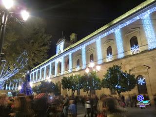 Sevilla - Iluminación Navidad 2013 - 05