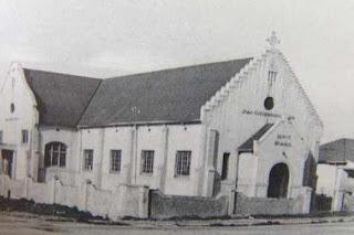 Cape Road Baptist Church, Port Elizabeth, Baptist Union of Southern Africa, Baptist Union Historical Society, Rev Ernest Baker