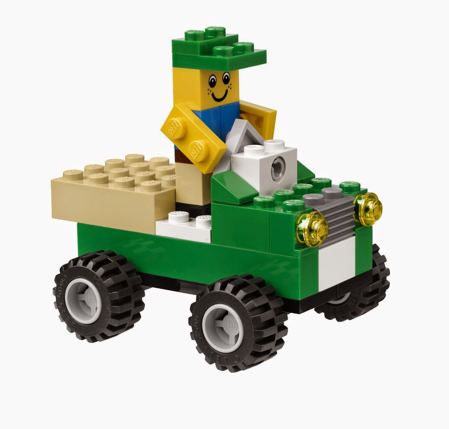 LEGO Bricks & More 10662 Creative Bucke