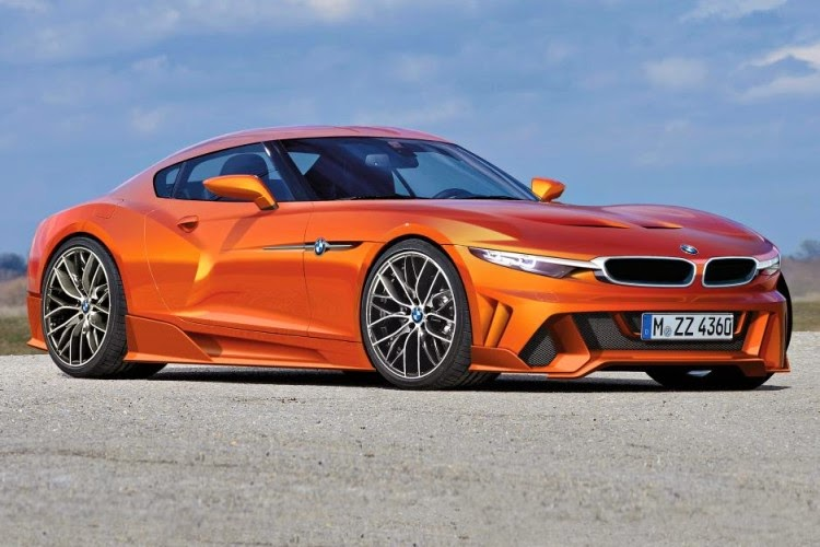 BMW Toyota Sports Car To Use All Wheel Drive And Supercapacitors