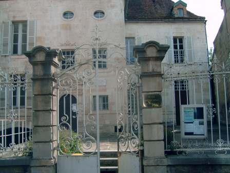 Conservatoire de musique, danse et théâtre de Montbard