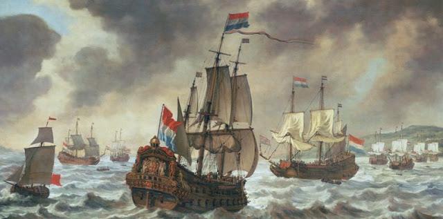 Sejarah Kedatangan Bangsa Barat ke Indonesia