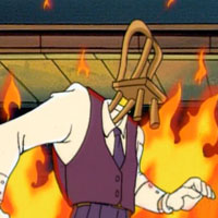 The Top 50 Animated Characters Ever: 25. Chairface Chippendale