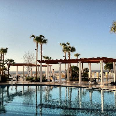 King and Prince Resort St Simons Pool