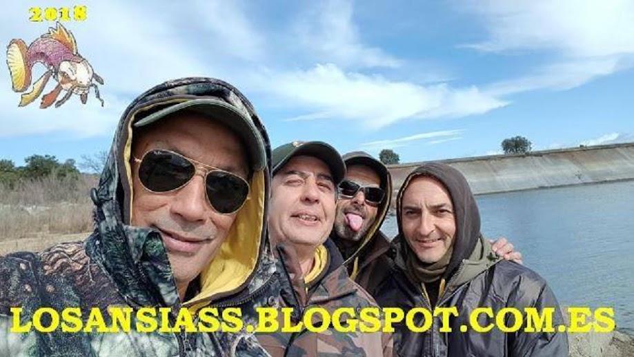 LOS ANSIAS - PESCA DEPORTIVA