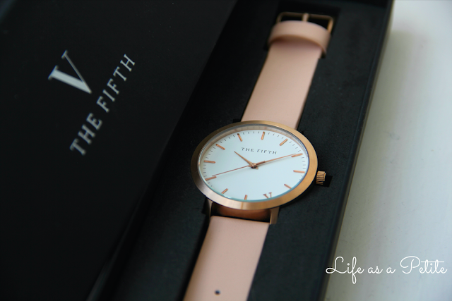 Rose-gold-peach-watch-pale-pink-watch-the-fifth-watches