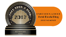 Best Book Blog Nominee 2017