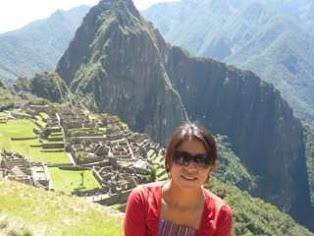 Sus fotos de Machu Picchu