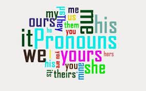 Kata ganti bahasa Inggris (personal pronoun)