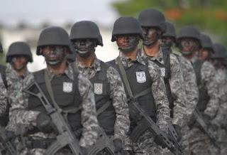 Como nos tempos de Hitler: O silêncio dos Militares e a Força Nacional paramilitar do PT