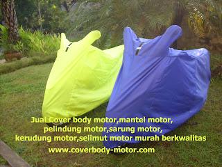 Jual Mantel motor produk Tulungagung