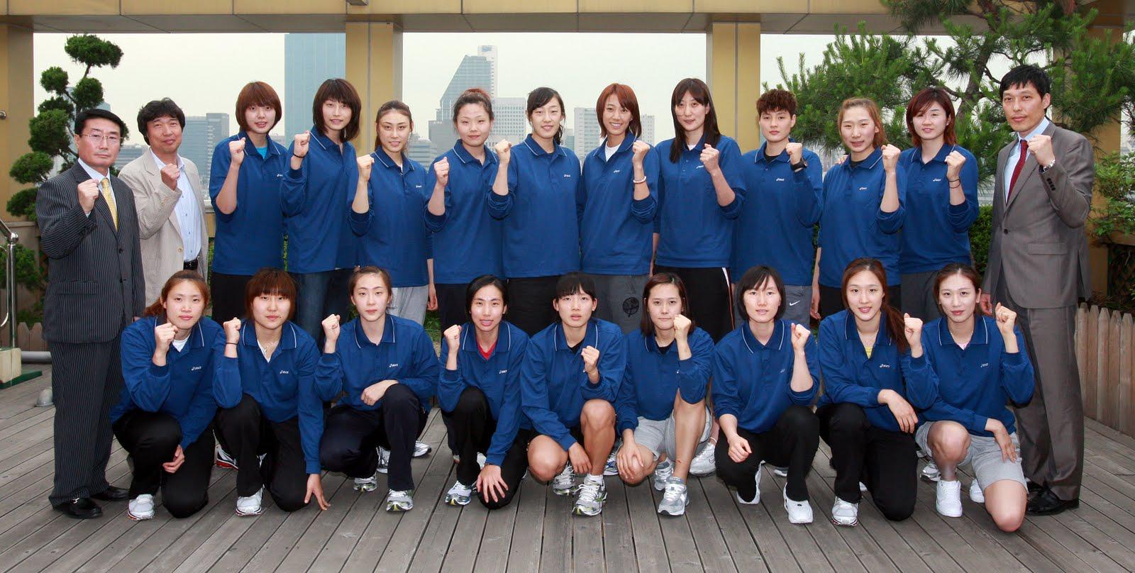 equipos que participaron en el mundial de voleibol: