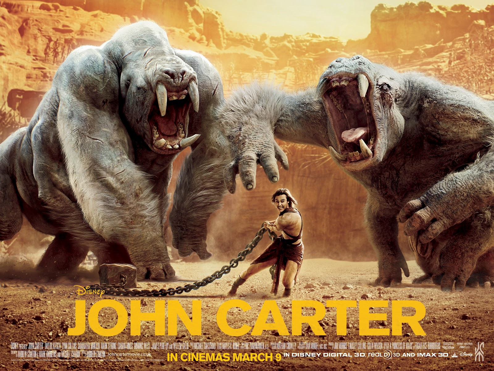 review confusing and unengaging john carter makes avatar look review confusing and unengaging john carter makes avatar look like well avatar