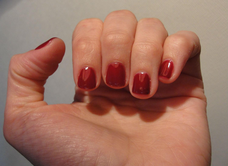 Manicure permanente en el french beauty