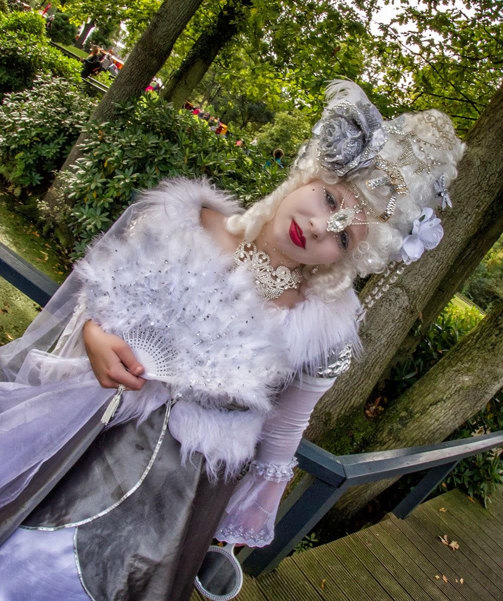 Princesa en Elfia 2014