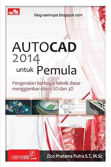 Buku Belajar Autocad 2014 untuk pemula