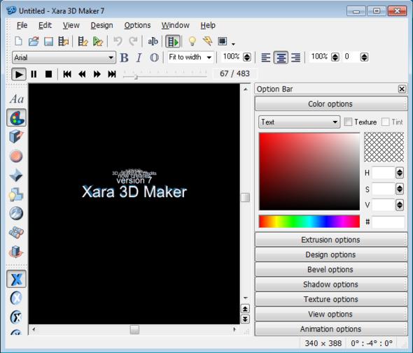 Beritaku Download Xara 3d Maker 7 Terbaru