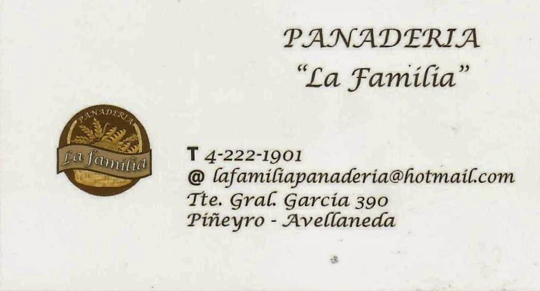PANADERÍA LA FAMILIA