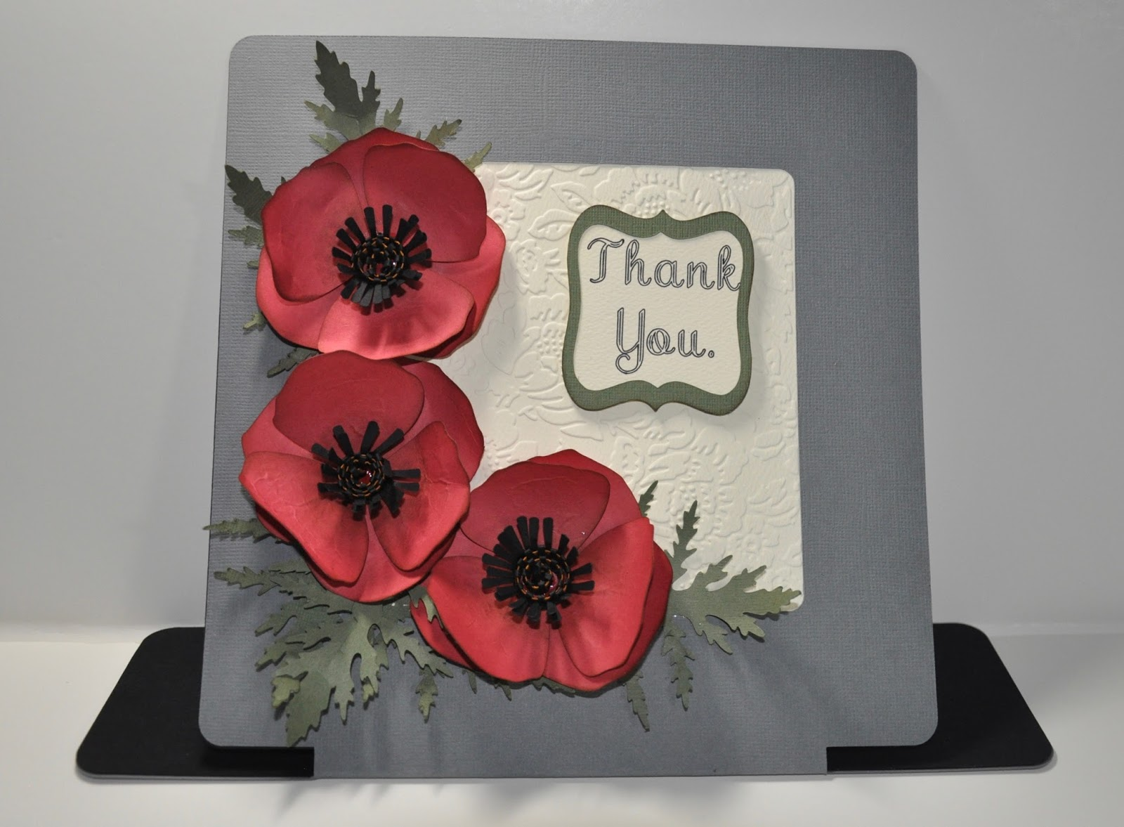 So Today I Am Sharing A Home Decor Piece Which Uses The Poppy From The Cricut 3d Floral Home Decor Cart On A Simple Frame From The Simply Sweet Cart