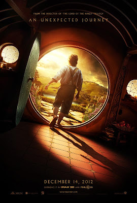 Poster The Hobbit - Del Director Peter Jackson