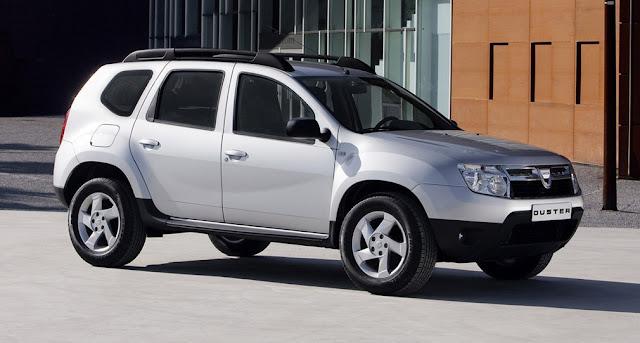 Dacia Duster, el suv más barato del mercado