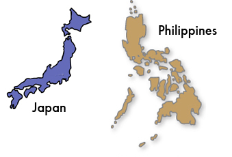Japanese culture vs philippine culture wazzup pilipinas news and japanese culture vs philippine culture gumiabroncs Choice Image