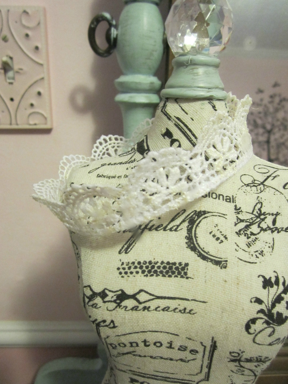 Little Lace Crown Tutorial