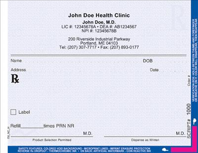 Pin Prescription Pad Template on Pinterest