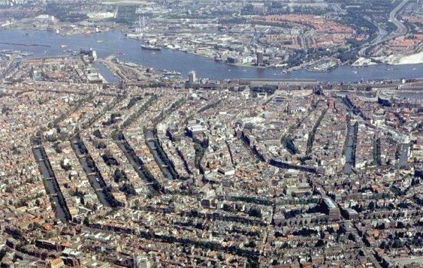 Erasmus 2011 Netherlands – Amsterdam Tourist Map Pdf
