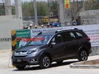 Honda BRV Mulai Terlihat