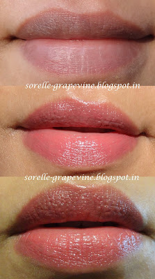 Etude Princess Etoinette Crystal Shine Lips PPK004 swatch