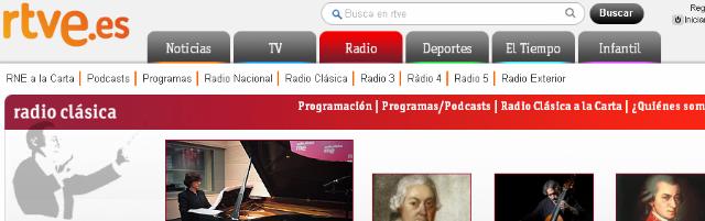 Radio Clásica rne