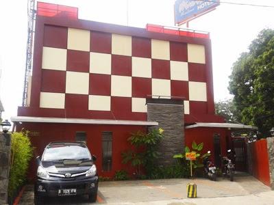 hotel mine home