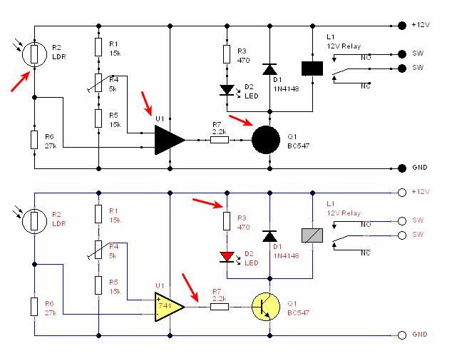 TinyCAD export schematic as image