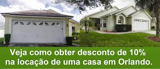 Casas de 3 e 4 dormitórios próximas aos Parques da Disney